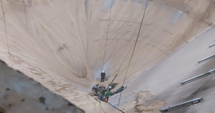 Dois trabalhadores morrem e um fica ferido em silo de soja em Nova Ubiratã (MT)